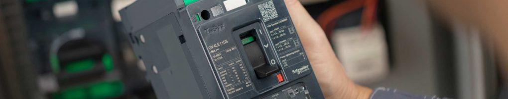 Интеллектуальная защита электродвигателей с TeSys GV4 от Schneider Electric