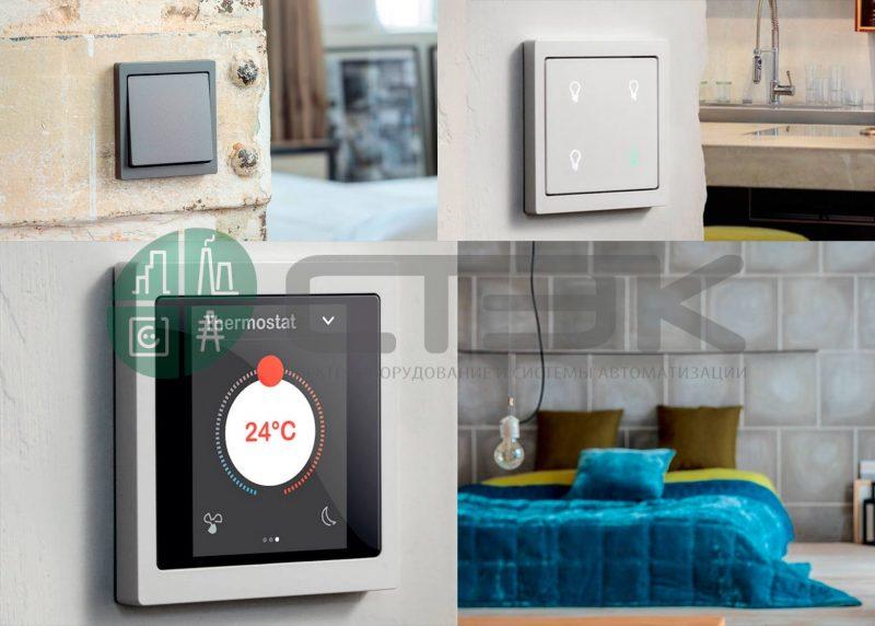 Изменения в ассортименте группы продукции PTLRC (Light and Room Control).