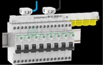 Новые функции в серии модульного оборудования для жилищного строительства Easy9 от Schneider Electric